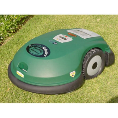 роботизированная газонокосилка