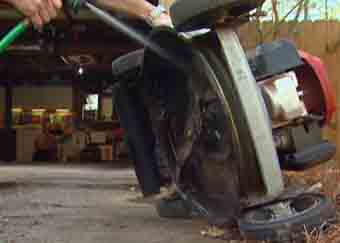 Proper Lawn Mower Blade Maintenance   LawnEQ Blog