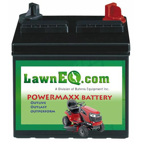 Lawn Mower Parts - Riding Lawn Mower Battery Maintenance