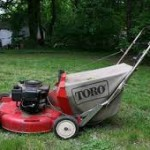 Consider a Used Lawn Mower