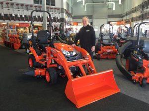 Kubota Unveils Sub-Compact Tractors
