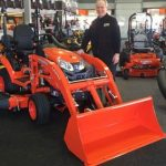 Kubota Tractor Attachment Safety