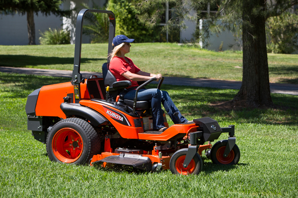 Kubota Has Introduced New Zd Series Riding Lawn Mowers