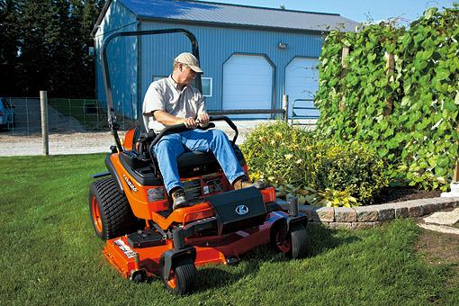 Genuine OEM Kubota ZD221 Zero Turn Lawn Mower Filter Maintenance Kit