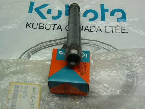 Kubota hydraulic suction filter