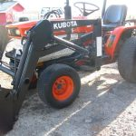 Reasons For Liquid Ballasting Kubota Tractor Tires