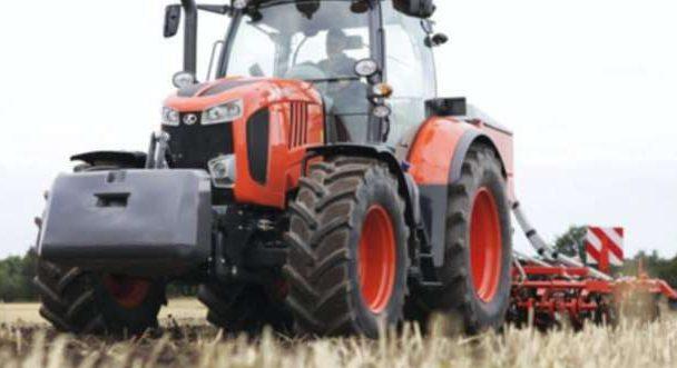 Kubota M7 Series tractor