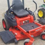 Some Service Tips For Your Kubota Lawn Mower