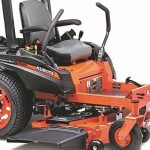 Kubota Z100 Series Mowers Recalled For Fire Hazard