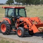 Kubota Unveils Limited Edition Cab Tractor
