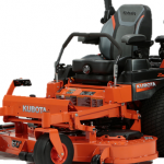 Kubota Unveils Improved Z700 EFI Series Zero Turn  Mower