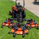 Land Pride Offers Mowers Designed For Kubota Tractors