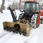 Land Pride Offering Snow Blowers